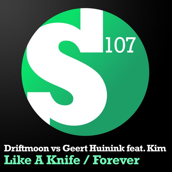 DRIFTMOON vs GEERT HUININK feat KIM - Like A Knife