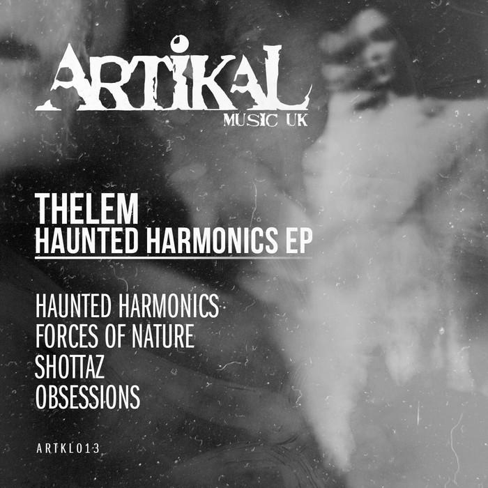 THELEM - Haunted Harmonics EP