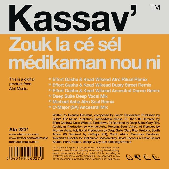 KASSAV - Zouk La Ce Sel Medikaman Nou Ni