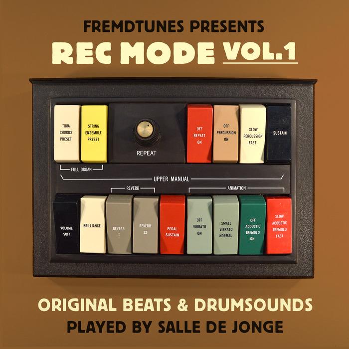 FREMDTUNES - Rec Mode Vol 1 (Sample Pack WAV)