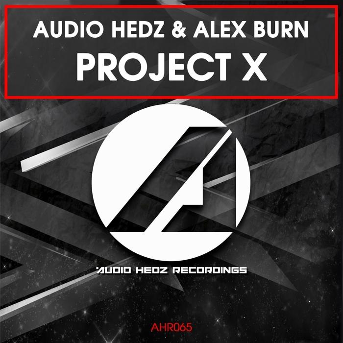 AUDIO HEDZ/ALEX BURN - Project X