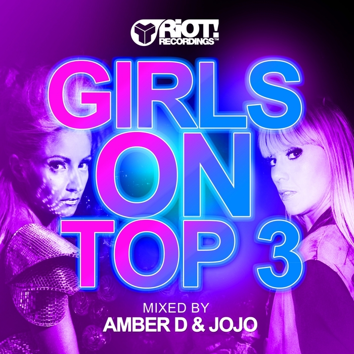 AMBER D/JO JO/VARIOUS - Girls On Top Vol 3