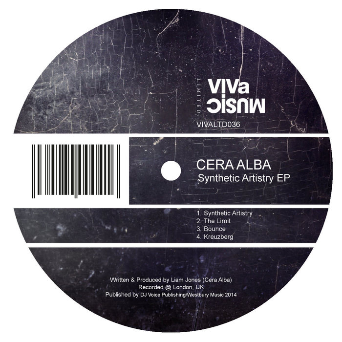ALBA, Cera - Synthetic Artistry EP