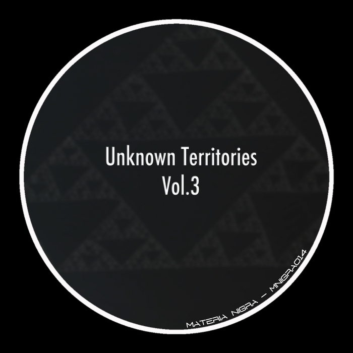 VAN DAM, Abe/BAS ALBERS/BIRDON - Unknown Territories Vol 3
