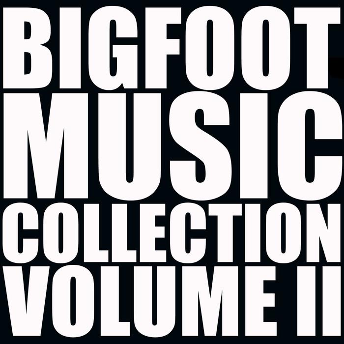 DJ DIMI - Bigfoot Music Collection Vol 2