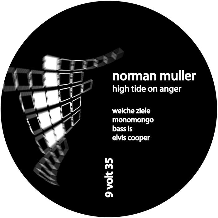 MULLER, Norman - High Tide On Anger