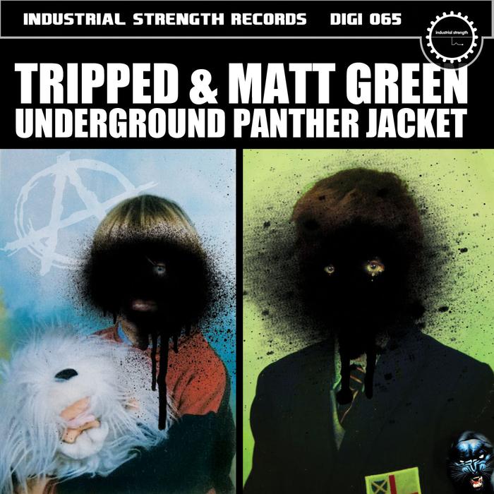 TRIPPED/MATT GREEN - Underground Panther Jacket