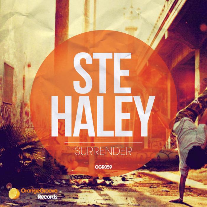 STE HALEY - Surrender