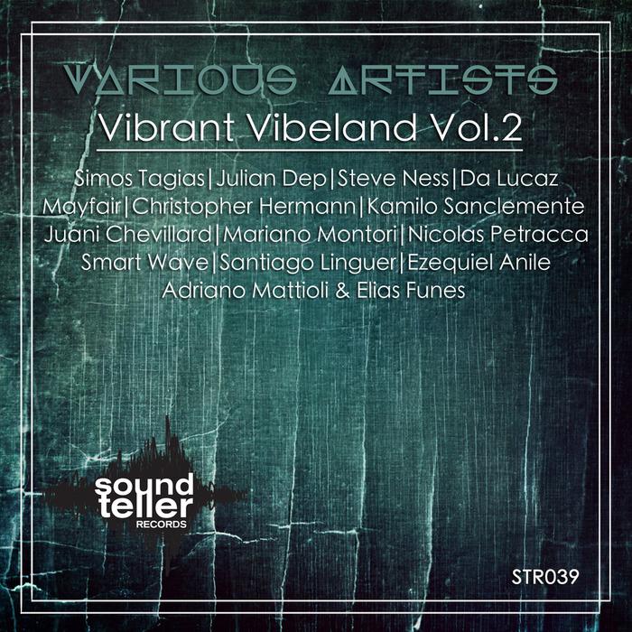 VARIOUS - Vibrant Vibeland Vol 2