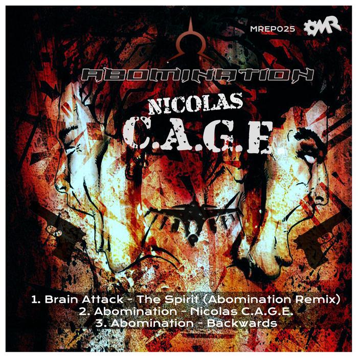 ABOMINATION - Nicolas CAGE