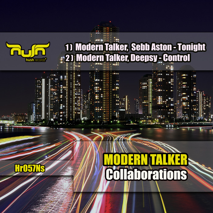 MODERN TALKER - Collaborations
