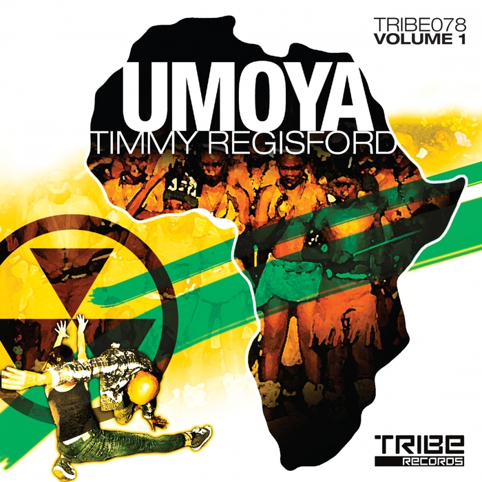 TIMMY REGISFORD - UMOYA EP 1