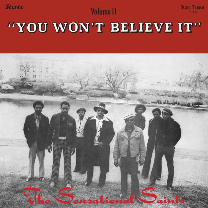 SENSATIONAL SAINTS - You Won't Believe It
