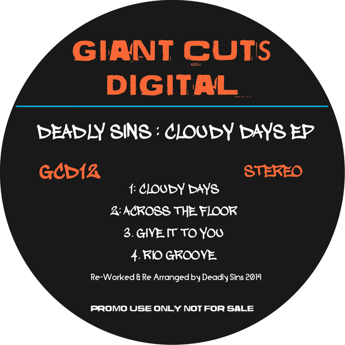 DEADLY SINS - Cloudy Days EP