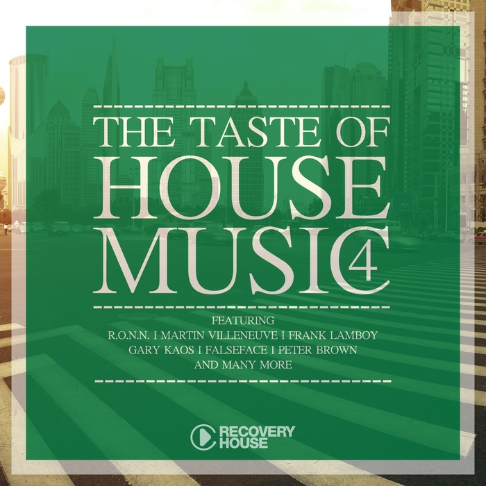 VARIOUS - The Taste Of House Music 4