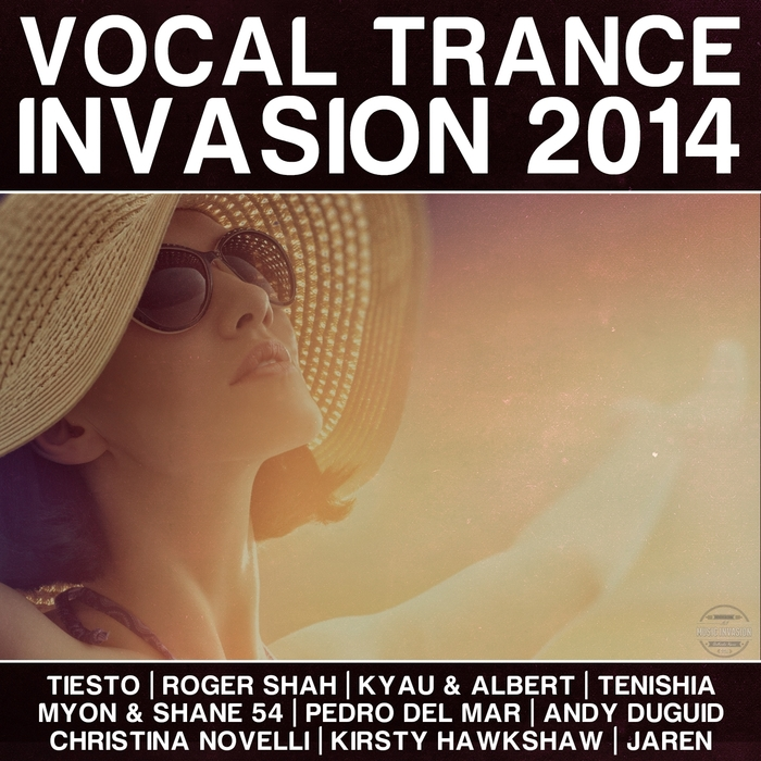 VARIOUS - Vocal Trance Invasion 2014