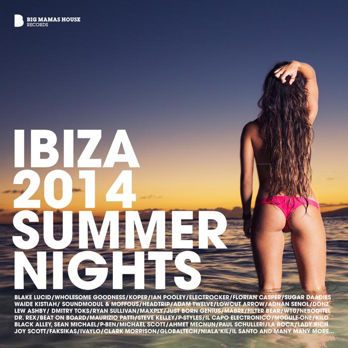 VARIOUS - Ibiza 2014 Summer Nights