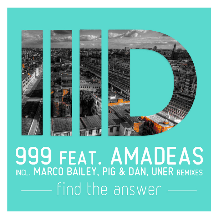 999 feat AMADEAS - Find The Answer