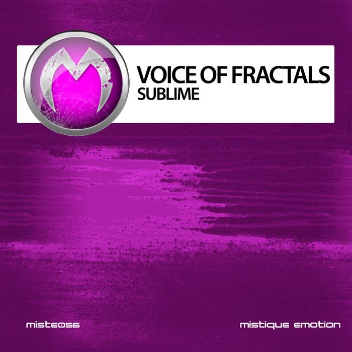 VOICE OF FRACTALS - Sublime