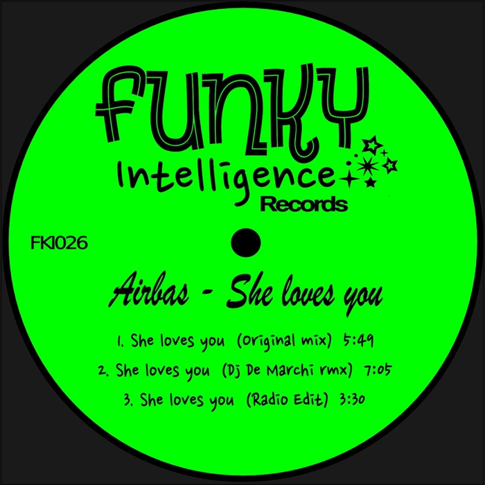 AIRBAS - She Loves You