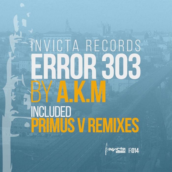 AKM - Error 303