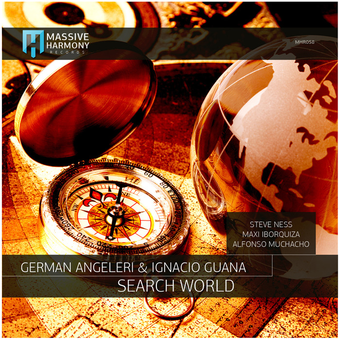 GERMAN ANGELERI/IGNACIO GUANA - Search World