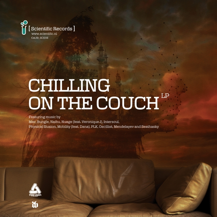 VARIOUS - Chilling On The Couch LP