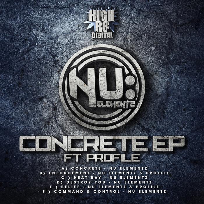 NU ELEMENTZ feat PROFILE - Concrete