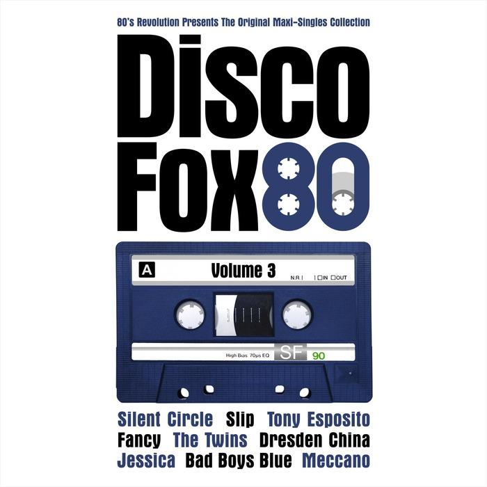 VARIOUS - Disco Fox 80 Volume 3
