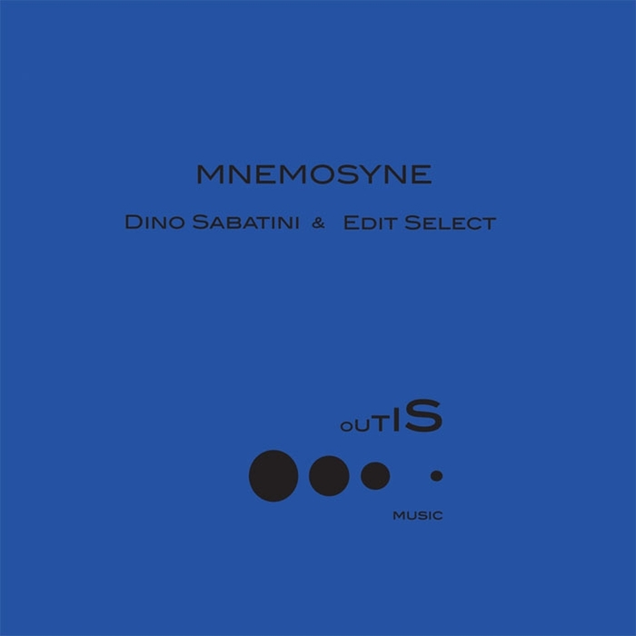 SABATINI, Dino feat EDIT SELECT - Mnemosyne EP