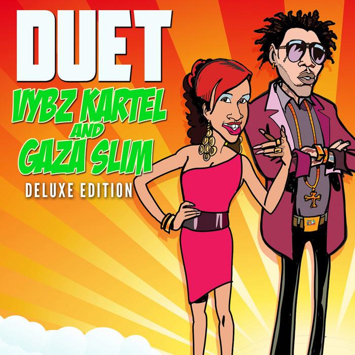 KARTEL, Vybz/GAZA SLIM - Duet: Deluxe Edition