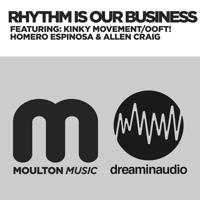 VARIOUS - Rhythm Is Our Business