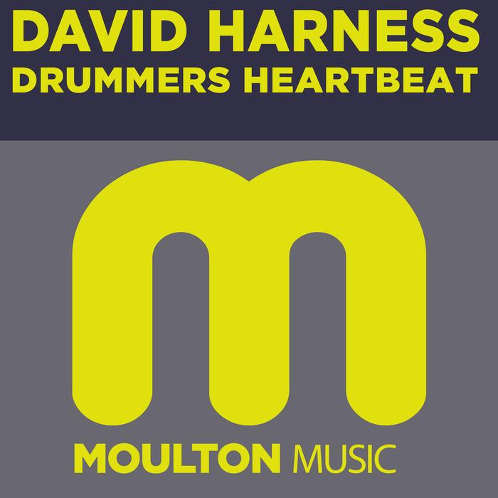 HARNESS, David - Drummers Heartbeat