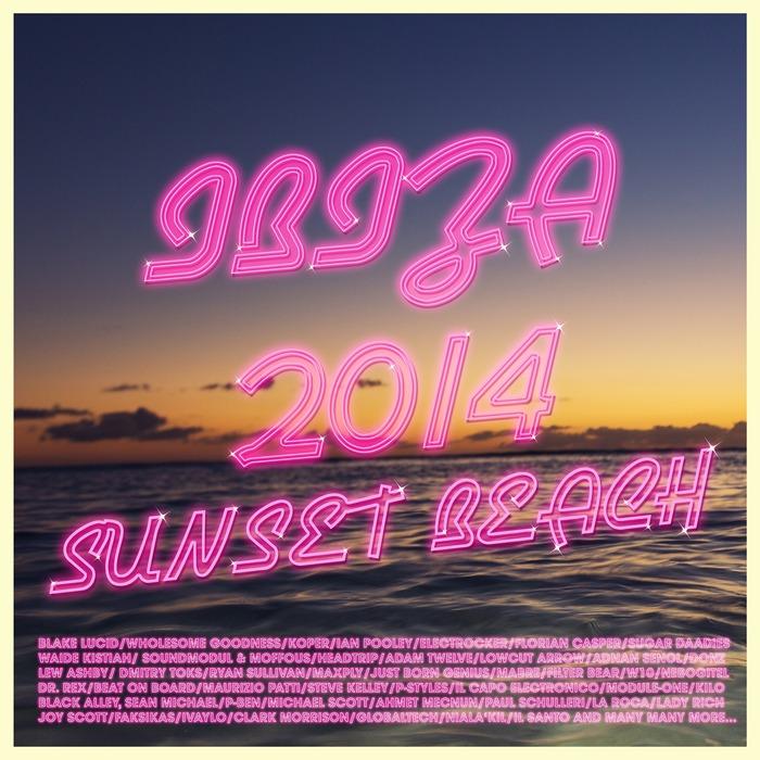 VARIOUS - Ibiza 2014 Sunset Beach