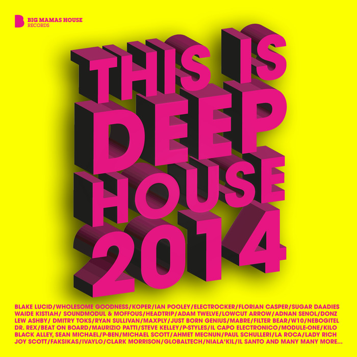 VARIOUS - This Is Deep House 2014