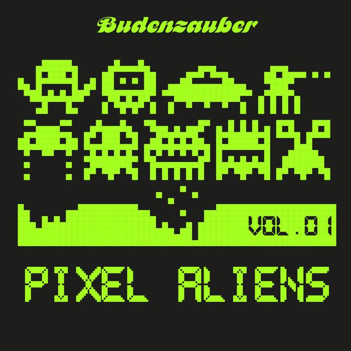 VARIOUS - Pixel Aliens Vol 1