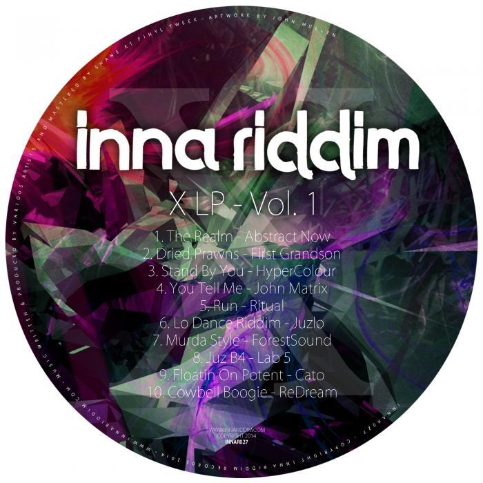 VARIOUS - Inna Riddim X LP Vol 1