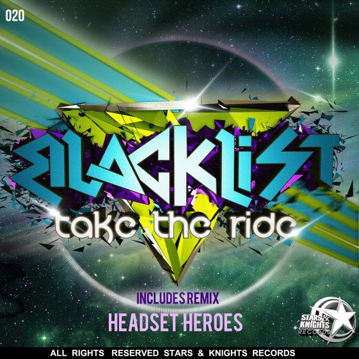 BLACKLIST - Take The Ride
