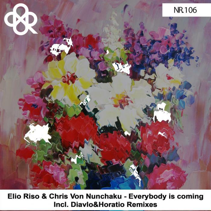 RISO, Elio/CHRIS VON NUNCHAKU - Everybody Is Coming