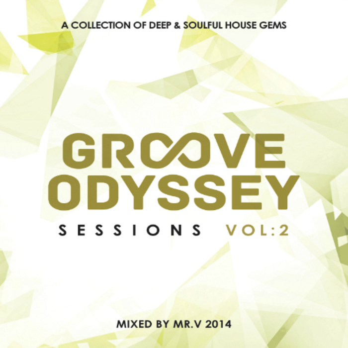 VARIOUS - Groove Odyssey Sessions Vol 2