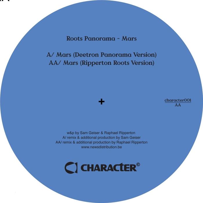 ROOTS PANORAMA/DEETRON/RIPPERTON - Mars