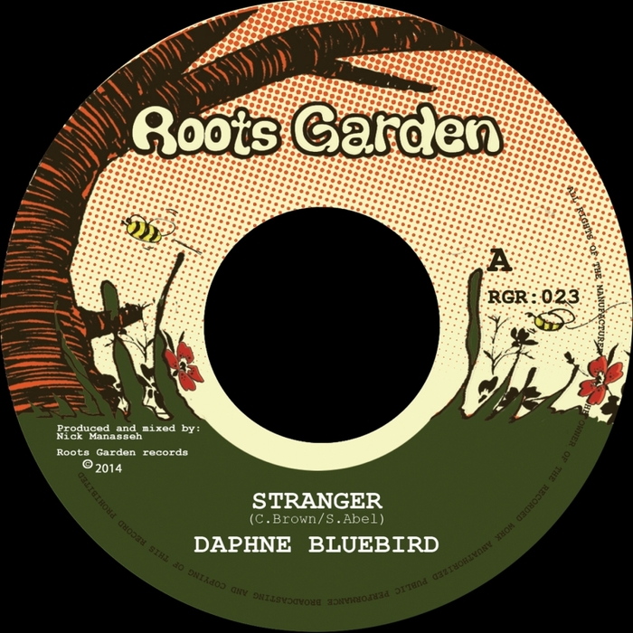 BLUEBIRD, Daphne/MANASSEH - Stranger