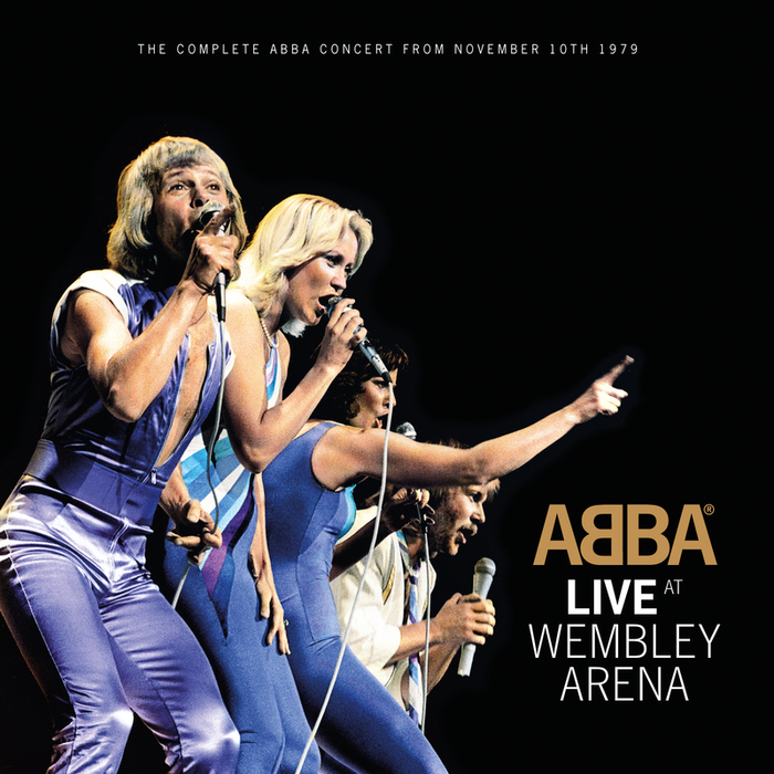 ABBA - Live At Wembley Arena