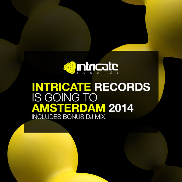 VARIOUS - Intricate Records Is Going To Amsterdam 2014
