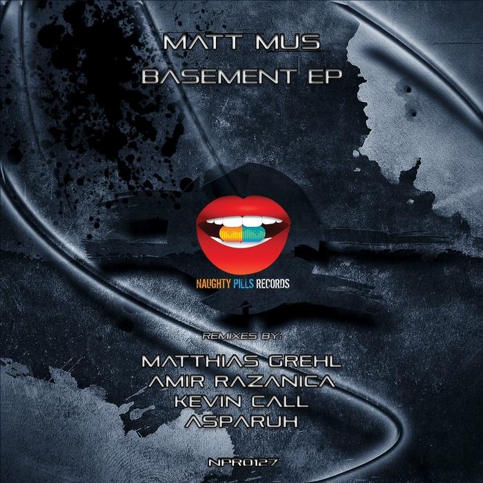 MUS, Matt - Basement EP