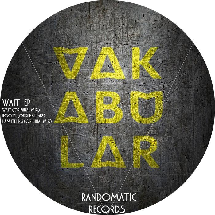 VAKABULAR - Wait EP