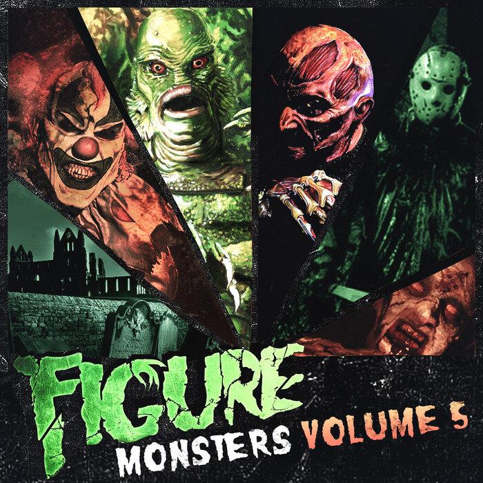 FIGURE - Monsters Vol 5