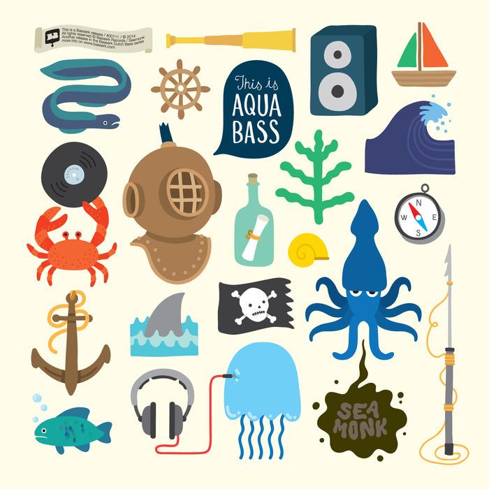 SEAMONK - This Is Aqua Bass