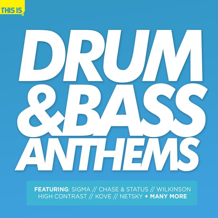 VARIOUS - Drum & Bass Anthems (Explicit)