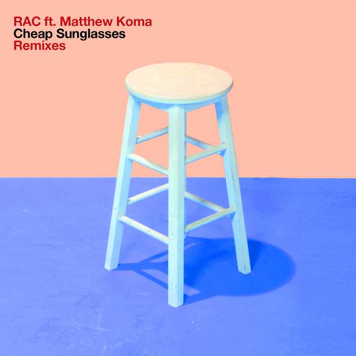RAC feat MATTHEW KOMA - Cheap Sunglasses (Remixes)